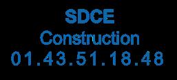 La société SDCE